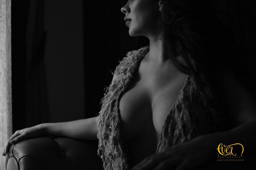 Sesion de fotos boudoir
