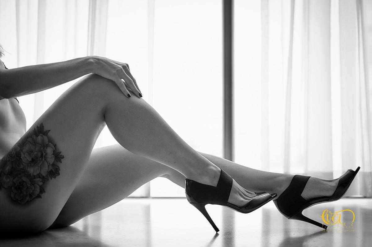 Best Mexico boudoir photographer